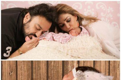 अदनान सामी की बेटी की पहली तस्वीर आई सामने