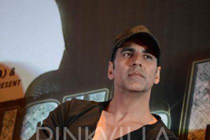 अक्षय कुमार ने शहर में आयोजित प्रेस सम्मेलन में यौन शोषण की घटना सुनाई
