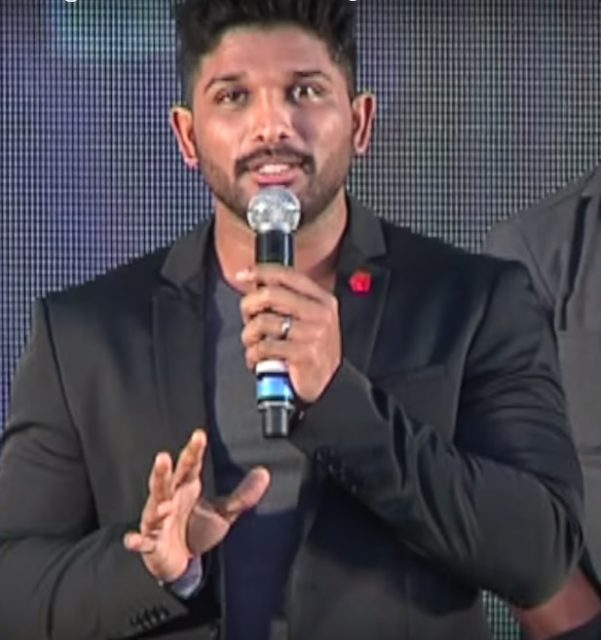 Allu Arjun: Civic behaviour is our responsibility and we need to bring that change