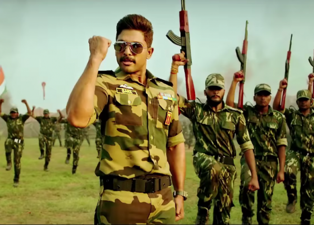 Stylish Star Allu Arjun will head to the US to train for his military role in Naa Peru Surya