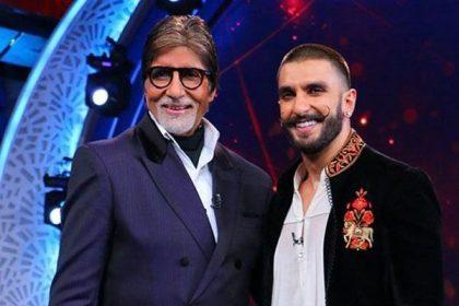 अमिताभ बच्चन ने कहा रणवीर सिंह ने उनके बर्थडे मैसेज का रिप्लाई नहीं दिया था, इसपर रणवीर ने ऐसे दिया जवाब