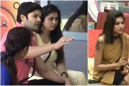 Bigg Boss Tamil: Drama intensifies as Oviya, Namitha and Ganesh Venkatraman are up for elimination
