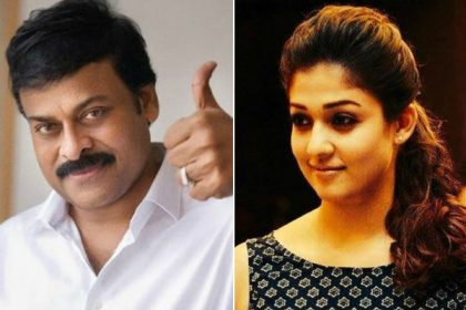 Nayanthara roped in for the lead role in Chiranjeevi's Uyyalawada Narsimha Reddy
