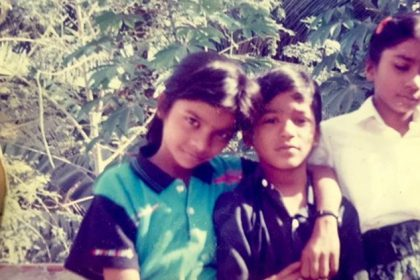 Birthday Special: Personal photos of Dhanush you may have missed