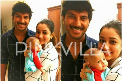 Exclusive: First picture of Dulquer Salmaan's daughter Maryam Ameerah is out now
