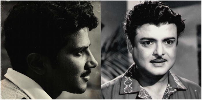 Dulquer Salmaan To Play Gemini Ganesan In Savitri Biopic: Photo: A Spectacular Looking Dulquer Salmaan As Gemini