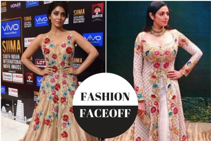 Fashion Faceoff: Shriya Saran Or Sridevi, who wore Manish Malhotra better?