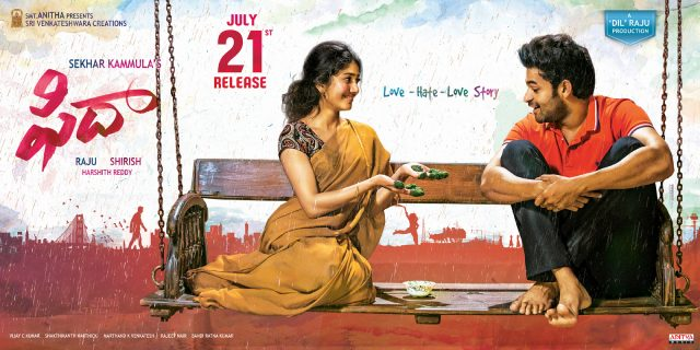 Varun Tej and Sai Pallavi starrer Fidaa hits the screen today amidst huge expectations