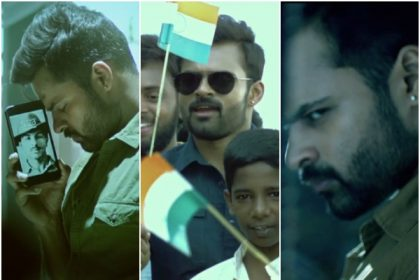 Jawaan Prelude: Sai Dharam goes through a complete make-over for this one