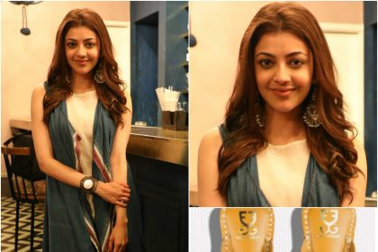 Kajal Aggarwal in Grassroot By Anita Dongre