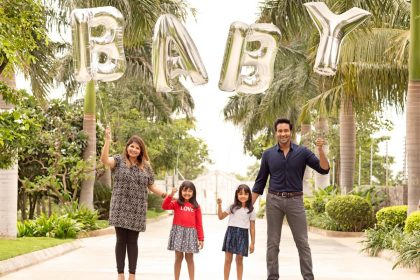 Star couple Manchu Vishnu and Viranica to be parents again