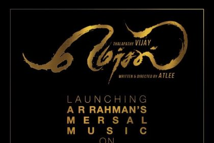 Exciting news comes out about MERSAL starring Vijay