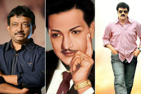 Ram Gopal Varma to make biopic on NTR with Balakrishna in the lead