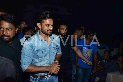 Sai Dharam Tej did not take remuneration for Krishna Vamsi's Nakshatram