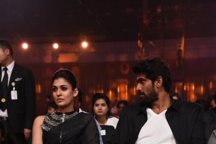 Photos: Rana Daggubati and Nayanthara bond at SIIMA 2017