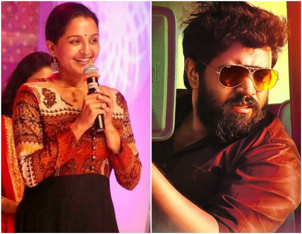Nivin Pauly and Manju Warrier shine at the North American Film Award 2017