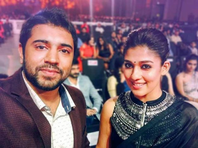 Nivin Pauly and Nayanthara to team up for a Malayalam film