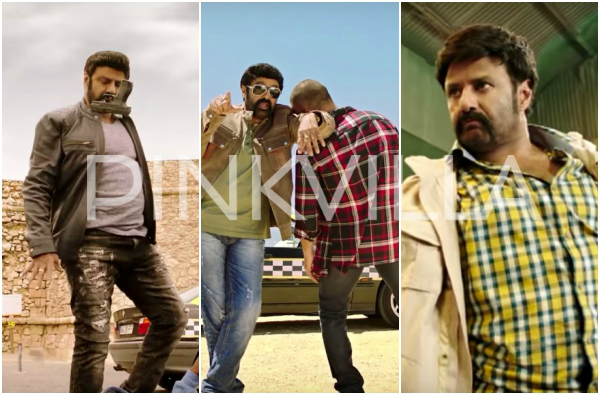Paisa Vasool Stumper 101: Nandamuri Balakrishna makes a killer impact with his makeover