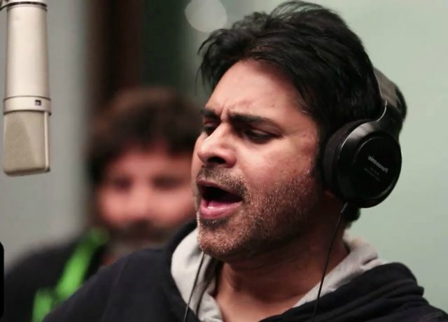 Pawan Kalyan to sing a special number is his next with Trivikram Srinivas