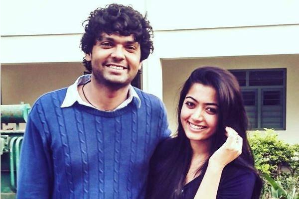 Cutest couple of Sandalwood Rakshit Shetty and Rashmika Mandanna to get engaged today