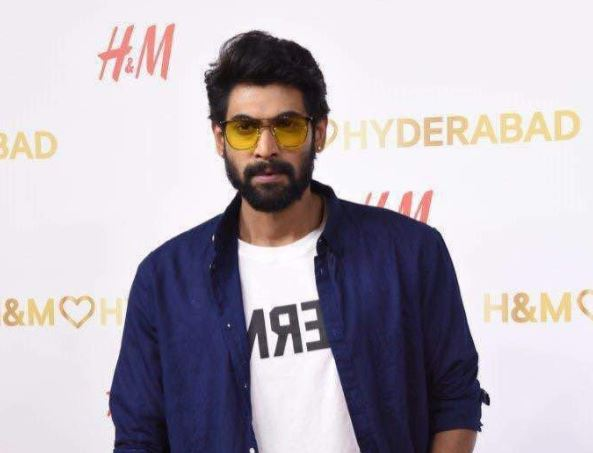 After television, Rana Daggubati will now make his debut in international cinema