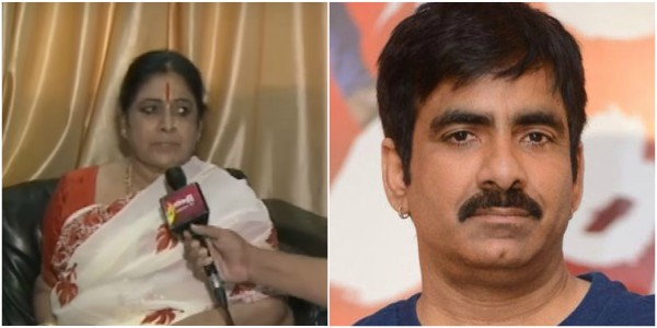 Ravi Teja doesn't even smoke and no chance of taking drugs, says mother Rajya Lakshmi