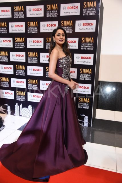 Stars dazzle at the SIIMA 2017 Awards ceremony in Abu Dhabi