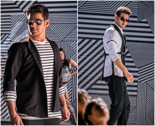 Photos: Super Star Mahesh Babu in Boom Boom song from SPYder looks absolutely dapper