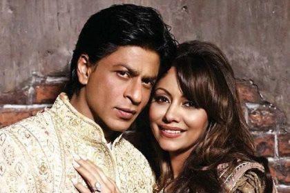 शाहरुख़ खान ने बताया परदे पर उनके रोमांस को देखकर गौरी का क्या कहना होता है