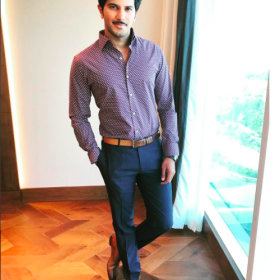 Yay or Nay: Dulquer Salmaan in Gabbana Life