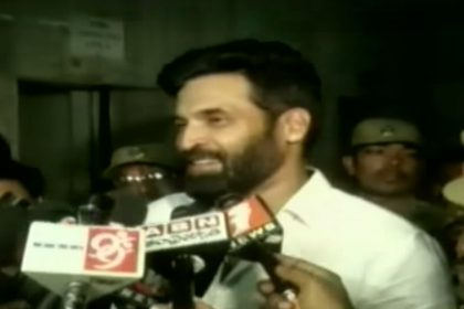 Tollywood Drugs Case: Actor Subbaraju appears before the Special Investigation Team