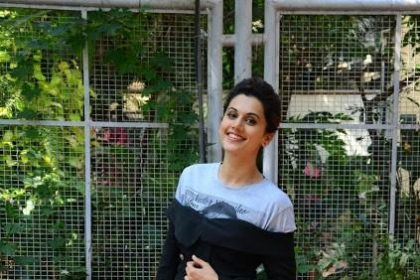 Taapsee Pannu makes some hard-hitting comments about  filmmaker K Raghavendra Rao