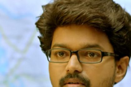 The Hindi dubbed version of Vijay's Theri becomes a hit online