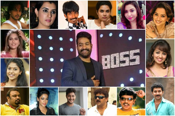 Bigg Boss Telugu: All that we need to know about the contestants who will tussle it out in the house