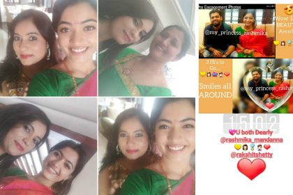 Pre-Engagement Photos: Rashmika Mandanna and Rakshit Shetty all set for the big day