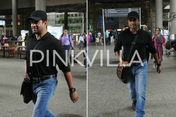 Photos: R Madhavan's airport look is uber cool