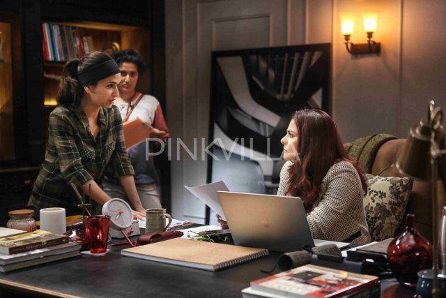 Photos: Making of VIP 2 from the sets with Dhanush, Kajol and Soundarya Rajinikanth