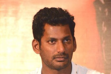 Vishal opens up about his marriage at the teaser launch of his next film Thupparivaalan