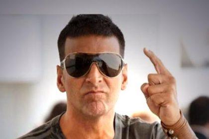 साइको के किरदार को बड़े पारडे पर दिखाना चाहते हैं अक्षय कुमार