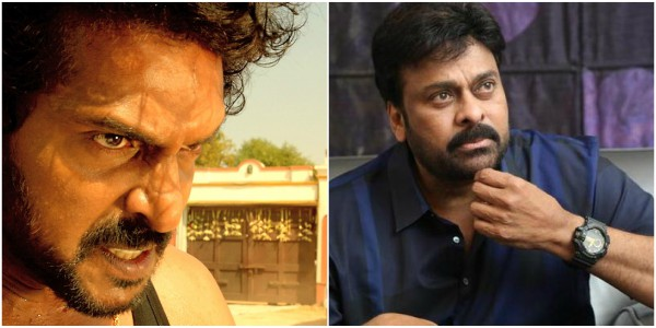 Kannada actor Upendra in Chiranjeevi's Uyyalawada Narsimha Reddy?
