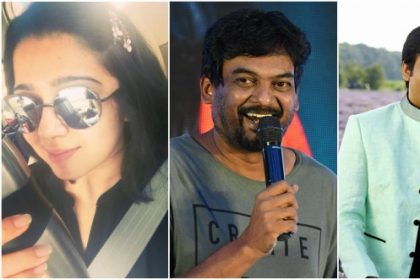 Puri Jagannadh, Ravi Teja, Charmmee, Navdeep and many others allegedly involved in drugs