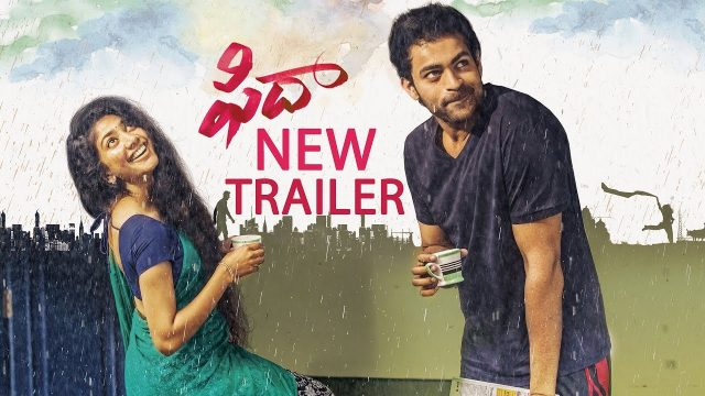 A New Trailer of Varun Tej and Sai Pallavi starrer Fidaa is out now