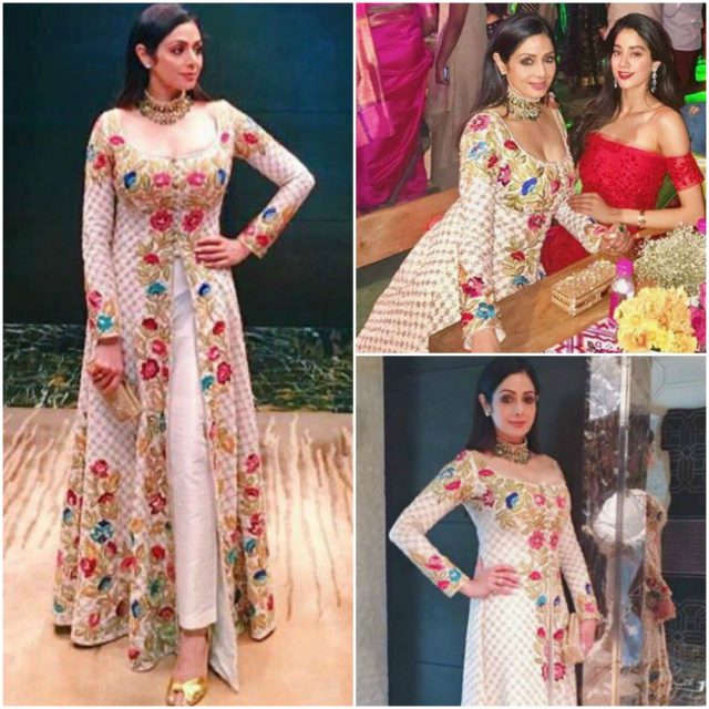 Fashion Faceoff: Shriya Saran Or Sridevi, who wore Manish Malhotra better?