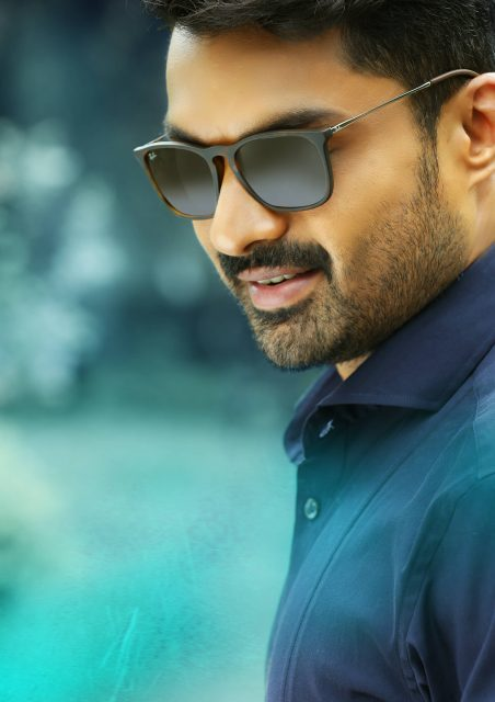 First Look of Nandamuri Kalyan Ram starrer MLA