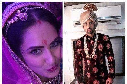 पूजा बैनर्जी और कुनाल वर्मा की सगाई हो गयी है