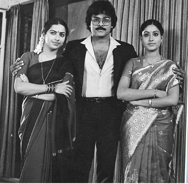 Birthday Special: Rare pictures of Mega Star Chiranjeevi that any Telugu movie buff would cherish for a life time