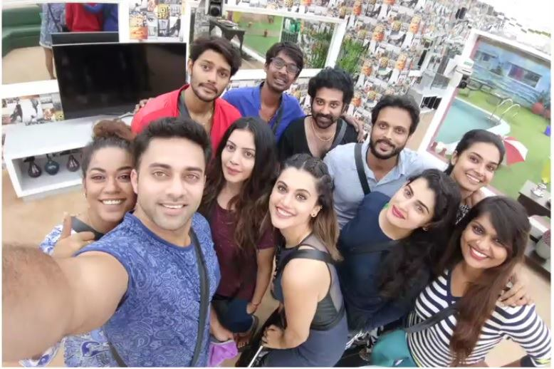 Pictures: Top selfie moments from inside the Jr NTR's Bigg Boss