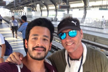 Interesting title in consideration for Akhil Akkineni's second film directed by Vikram K Kumar