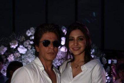 अनुष्का शर्मा अपनी अगली फिल्म में शाहरुख खान को लेने के लिए हैं एक्साइटेड
