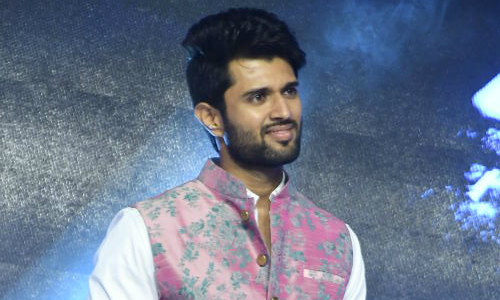 I had no qualms about lip-lock in Arjun Reddy, says actor Vijay Deverakonda